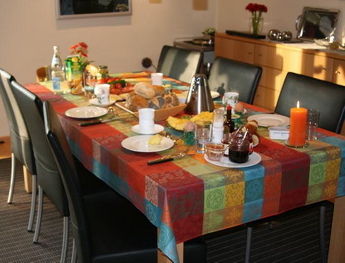Tischdecken Modern tischdekoration funktional festlich und schön tischdeko